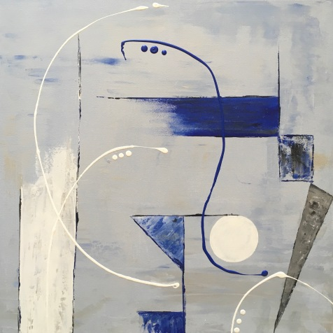 Serpentine (2017) 20x20